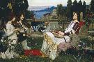John William Waterhouse Saint Cecilia