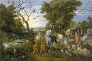 Pieter Bruegel The Elder The Entry Of The Animals Into Noah