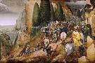 Pieter Bruegel The Elder Conversion Of Paul