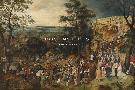 Pieter The Younger Brueghel Calvary