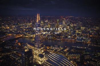 Jason Hawkes London VIsta  -  The Shard Giclee