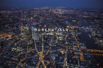 Jason Hawkes London VIsta  -  Interweave Giclee