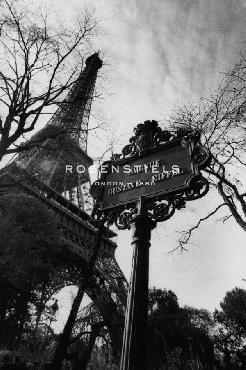 Anonymous Parisian Panel III Giclee