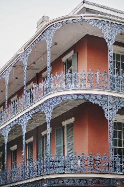 Irene Suchocki Bright Balcony Giclee Canvas
