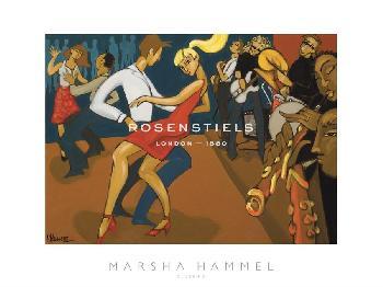 Marsha Hammel Clubbing