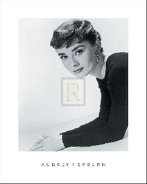 Kurt Hulton Audrey Hepburn