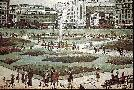 Laurence S Lowry Picadilly Gardens