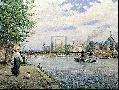 Alan Maley The Bridges Of Paris
