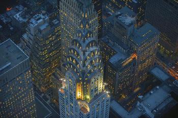 Jason Hawkes Sky VIew New York I