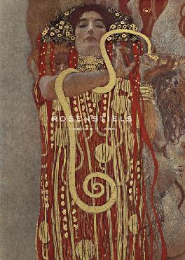 Gustav Klimt Hygieia (detail From Medicine)