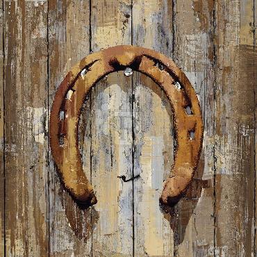 Mark Chandon Long Barn  -  Horseshoe