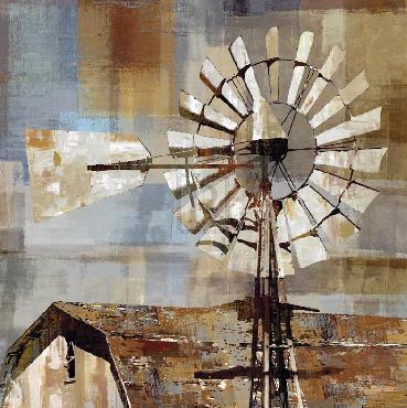 Mark Chandon Long Barn  -  Windmill