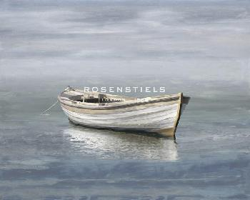 Mark Chandon When Boats Rest Giclee Canvas