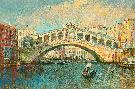 Michael Longo Rialto Bridge