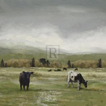 Mark Chandon To Pastures New Giclee Canvas