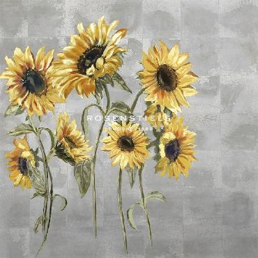Mark Chandon Sunflower Burst Giclee