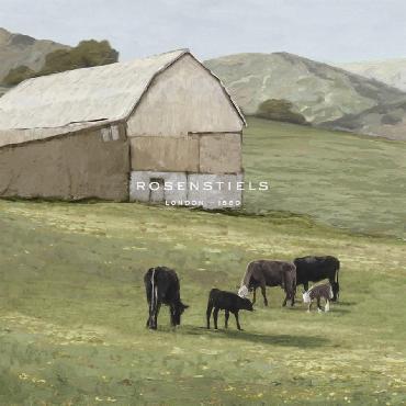 Mark Chandon Pastoral  -  Favourite Field Giclee