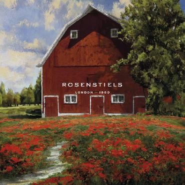 Mark Chandon A Day With Poppies Giclee Canvas
