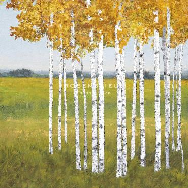 Mark Chandon Tree VIsta  -  Escape Giclee Canvas