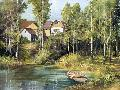 Mark Chandon Lakeside Retreat