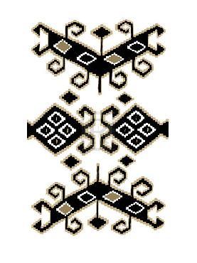 Mark Chandon Adana Mosaic Giclee Canvas