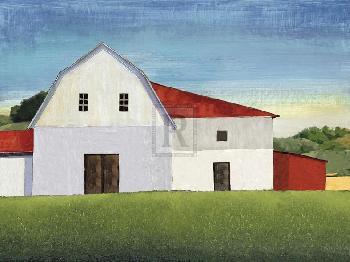 Mark Chandon Building Block  -  Stock Giclee Canvas