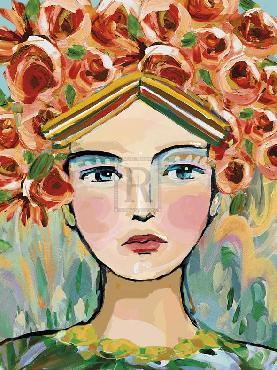Mark Chandon Adana Giclee Canvas