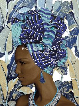 Mark Chandon Fashion Gele Giclee Canvas