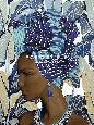 Chandon Fashion Gele Giclee