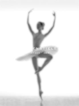 Justin Park Pirouette En Pointe Giclee Canvas