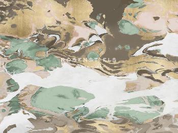 Mark Chandon Marmo Verde Giclee Canvas