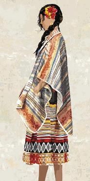 Mark Chandon Pueblo II Giclee Canvas