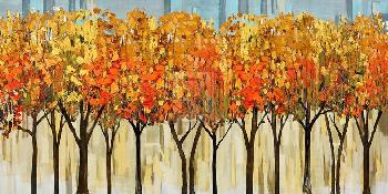 Mark Chandon Avenue Giclee Canvas