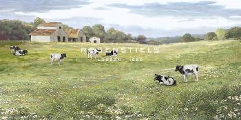 Mark Chandon A Day In The Daisy Field Giclee