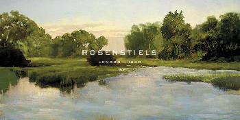 Mark Chandon Alabama River  -  Quiet Giclee Canvas