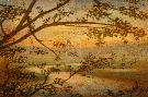 Mark Chandon Tranquil Landscape