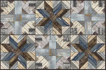 Mark Chandon Mosaic Giclee Canvas