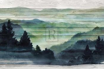 Mark Chandon Echo Lake Giclee Canvas