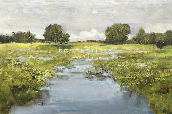 Mark Chandon Waterway Meander  -  Pause Giclee