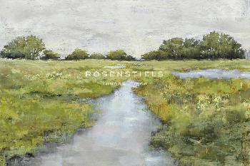 Mark Chandon Waterway Meander  -  Lull Giclee
