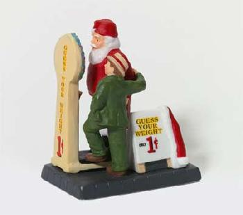 Dept 56 Guess Your Weight, 1 Cent. Christmas in the City Series