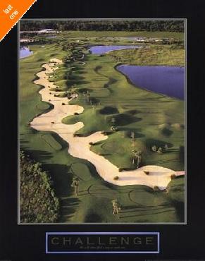 Motivational Challenge-Golf II   LAST ONES IN INVENTORY!!