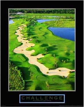 Motivational Challenge-Golf II