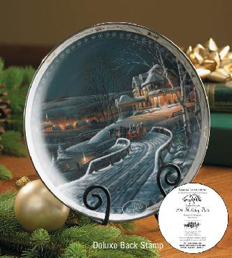 Terry Redlin Family Traditions Collector Plate