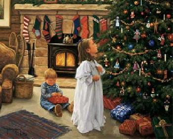 Robert Duncan O Christmas Tree 1000 Piece Puzzle