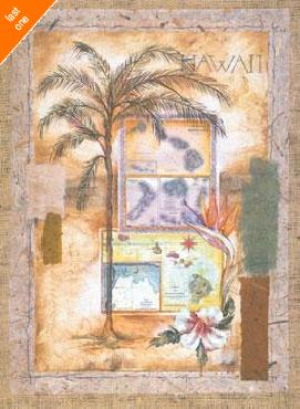 Ruth Franks Hawaii Canvas LAST ONES IN INVENTORY!!