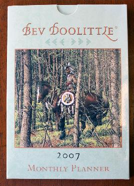Bev Doolittle Bev Doolittle 2007 Engagement Calendar