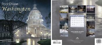 Rod Chase Washington 2007 Wall Calendar