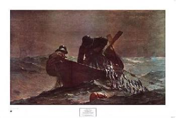 Winslow Homer Herring Net 1885