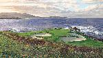 Linda Hartough 7th Hole, Pebble Beach Golf Links